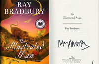 Ray Bradbury Signed Autographed The Illustrated Man Hc Hardcover (dec) Rare