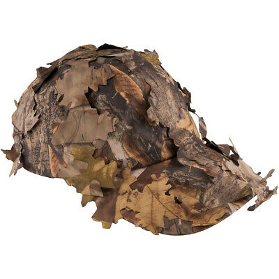 Jack Pyke 3D Leafy Bush Hat Fishing Hunting Military Jungle Airsoft Army Camo