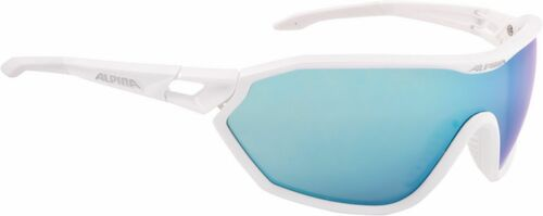 Alpina S-WAY CM Sportbrille white matt