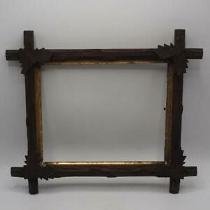 Antique Ornate Wood Picture Frame for 8x10