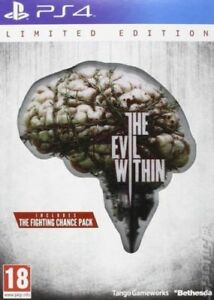 The-Evil-Within-Limited-Edition-PS4-Excellent-1st-Class-FAST-TRACKED-DELIVER