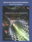 Selected Solution Manual for Principles of Chemistry: A Molecular Approach by Nivaldo J. Tro, Kathy Thrush Shaginaw (Paperback, 2015)