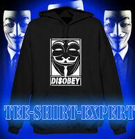 Pull Capuche Anonymous Legion Swagg Vendetta Masque Mask Sweat Capuche S Au Xxl