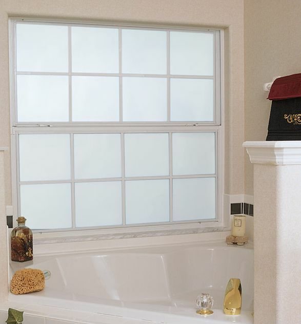 Weiß FROSTED - PRIVACY FROST, WINDOW TINTING PRO TINT GLASS FILM, 51, 76, 100cm