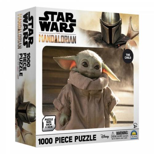 Star Wars The Mandalorian 1000 Piece Jigsaw Puzzle