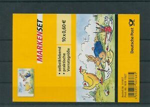 Germany-BRD-Federal-Folienblatt-RC-37-Postmarked-Used-More-See-Shop