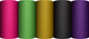 Oracal-631-matte-Adhesive-Vinyl-5-rolls-12-034-x5-039-Craft-Hobby-amp-Sign-Cutters