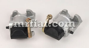 Fiat-124-Coupe-Spider-Rear-Brake-Calipers-Set-New