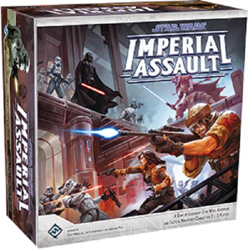 Star Wars - Imperial Assault Juego Base - Se Envía Primera Clase