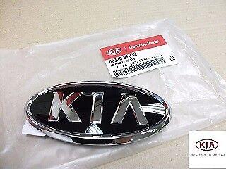 Kia Genuine 86320-3E032 Logo Assembly