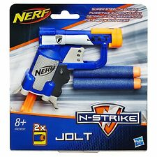 Nerf Nstrike Elite Jolt Blaster + Free Elite Darts 10 Pack **NEW**