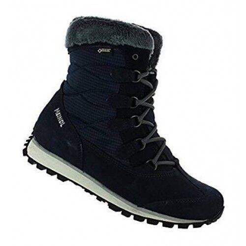 Meindl Cristallo Lady II azul botas de invierno UE (6) - 41 (7)