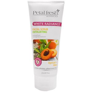 Petal-fresh-White-Radiance-Exfoliating-Facial-Scrub-Apricot-amp-Aloe-7oz