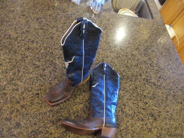 garantito Twisted X Steppin' Out western western western leather Cowgirl avvio Square Toe - WSOT003 new 5.5  goditi il 50% di sconto