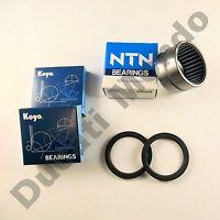 Eccentric rear hub full refurb bearing kit for Ducati Multistrada 1000 DS 03-06