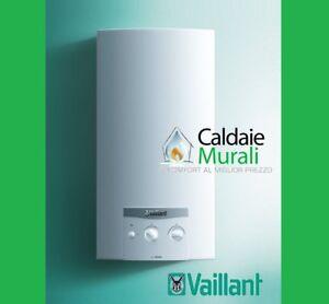 SCALDABAGNO A GAS VAILLANT ATMOMAG mini 11-0/1 XI metano - NUOVO MODELLO