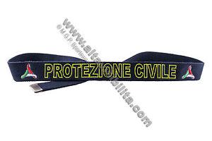CINTURA-CINTURONE-PROTEZIONE-CIVILE-NAZIONALE-CON-RICAMO-GIALLO-FLUORESCENTE