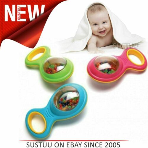 Halilit Baby Shaker│Kid/'s Colourful Musical Instrument Toy With Sounds /& Effects