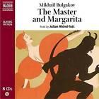 The Master and Margarita by Mikhail Bulgakov (CD-Audio, 2009)