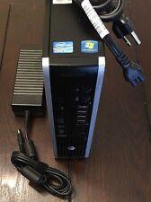 HP Elite 8300 Ultra-Slim Desktop i5-3470S 2.90GHz 4GB RAM 320GB HDD Win7 Pro COA