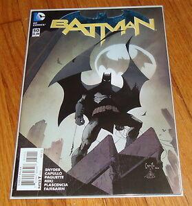 Batman #50 1st Print DC Scott Snyder DC New 52