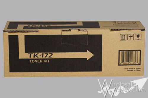 New Genuine Kyocera Mita TK-172 OEM Black Toner Cartridge 1T02LZ0US0 TK172