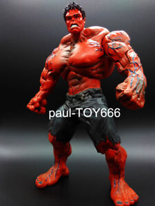 Marvel The Avengers Hulk Super Hero PVC Action Figure collectible Model Toy