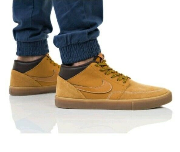 sportowa odzież sportowa przejść do trybu online tanie jak barszcz Nike Men's SB Portmore II 2 SLR M Bota Athletic Snickers Shoes Size US 9.5