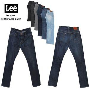 Vintage-Lee-Daren-Regular-Slim-Denim-Jeans-26-in-to-44-in
