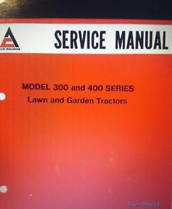 wiring diagram allis chalmers 712 allis chalmers 300 400 314h 310 312 410s 414s 416h garden tractor  312 410s 414s 416h garden tractor