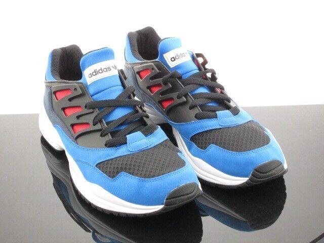 Adidas Men Torsion Allegra (black   bluebir   runninwhite) D65486