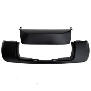 Details About 2011 2015 Ford Explorer Rear Tow Hook Hitch Bumper Cap Cover Trim Set Oem New