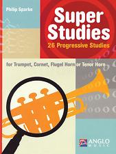 Super Studies for TROMBONE TC/BC (ignore the picture)- Same Day P+P