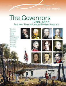 THE-GOVERNORS-1788-1855-HOW-THEY-INFLUENCED-AUSTRALIA-BOOK-9780864271013-x