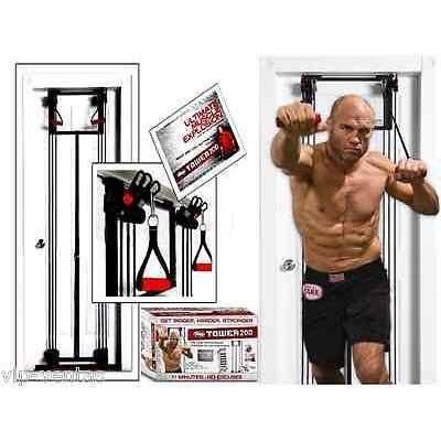 Tower Gym 200 ¿Tienes una puerta? ¡Tienes un gimnasio!