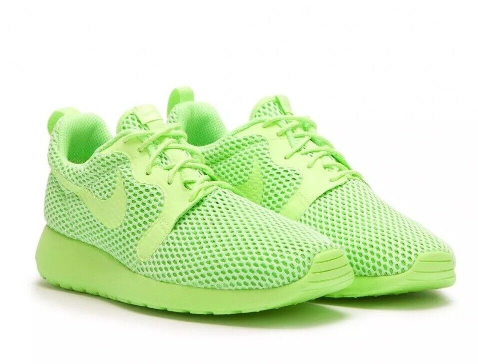 Nike Wmns Roshe One HYP BR 833826-300 Ghost Vert Taille UK 4 EU 37.5 US 6.5 NEW