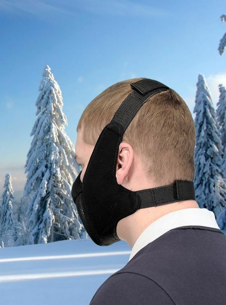 Thermal Face | Mask | Face Winter | Ski | Snowboard | Motorcycle | Respirator f73674