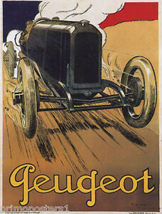 POSTER AMILCAR GRAND SPORT CAR RACE FRENCH AUTOMOBILE VINTAGE REPRO FREE S//H