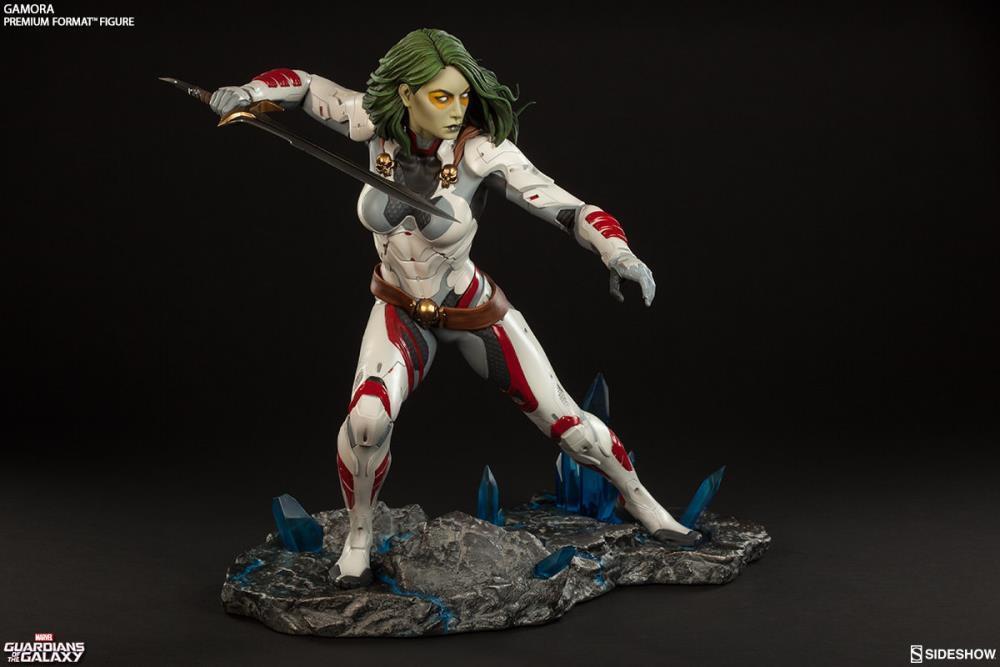 "FH078 Custom Cast Gamora GOTG Female Head utiliser avec 3.75/"" Star wars figurine Marvel"