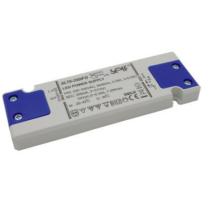 Self slt6-350ifg DEL-Alimentation 10 mm Constant Courant Constant Current 350 mA 858851
