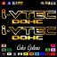 """thumbnail 2 - (2)x i-VTEC DOHC ivtec 11"""" emblem Vinyl Sticker Honda Civic Decal JDM drift 006"""