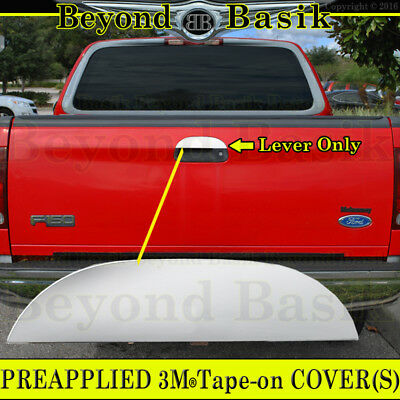 1997-2003 FORD F150 F-150 Chrome Tailgate Handle COVER Overlay Trim w//Keyhole
