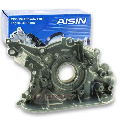 AISIN Oil Pump for 1995-1998 Toyota T100 3.4L V6 Engine lu