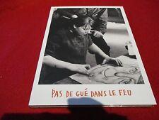 "RARE! DVD DIGIPACK NEUF ""PAS DE GUE DANS LE FEU"" film Russe de Gleb PANFILOV"