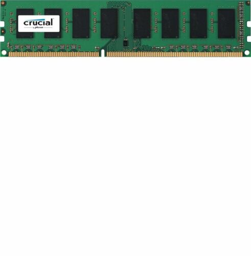 Crucial 8gb Ddr3 Pc3-14900 Unbuffered Non-ecc 1.35v 1024meg X 64-8 Gb Ddr3