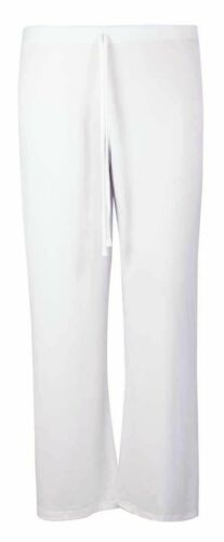 New Plus Size Womens Palazzo Wide Leg Flared Ladies Stretch Trousers Pants 8-30
