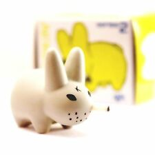 "Kidrobot Kozik Mini Smorkin Labbit Series 2 Grey 1.5"" Vinyl Art Figure Gray"