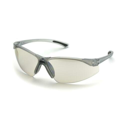 Elvex Elite Safety Glasses Indoor-Outdoor//Gray OS