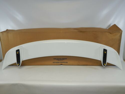 New OEM 1999 Ford Mustang Rear Spoiler Wing White Painted Factory Ebony