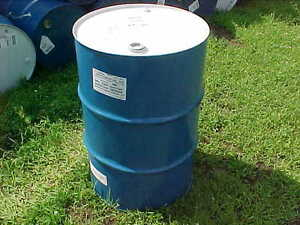 metal-steel-55-gallon-barrel-barrels-BLUE-ship-ONLY-MN-IA-IL-NE-WI-ND-SD